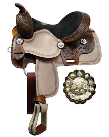 Double T Youth Saddle - #162312
