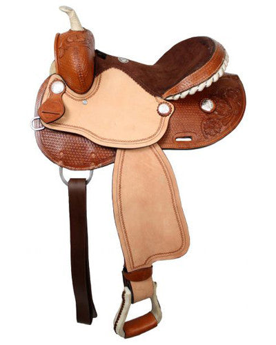 Double T Barrel Saddle - #363