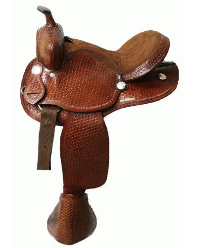 Double T Pony Saddle - #307