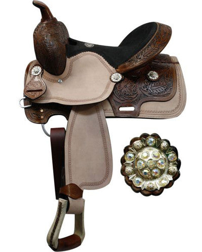 Double T Youth Saddle - #162313