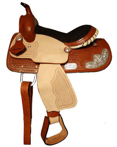 Double T Youth Saddle - #628813