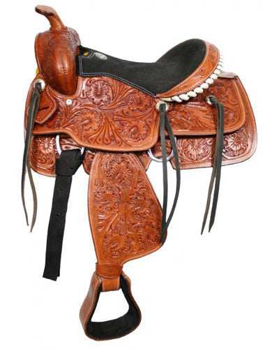 Double T Youth Saddle - #637113