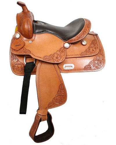 Double T Youth Saddle - #637313
