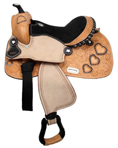 Double T Youth Saddle - #639013