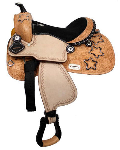 Double T Youth Saddle - #639113