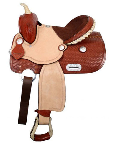 Double T Youth Saddle - #957013
