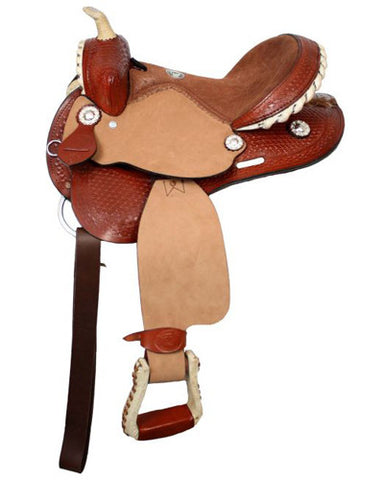 Double T Youth Saddle - #957412