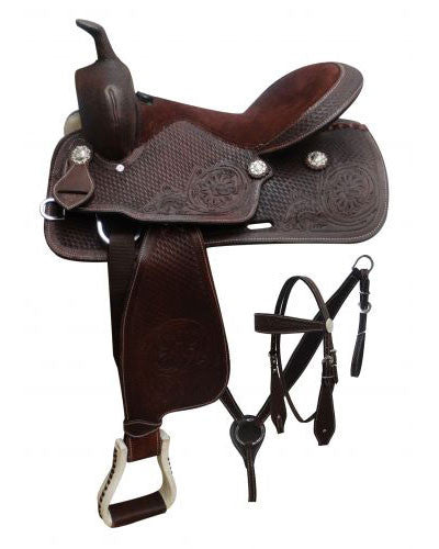Economy Saddle Set - #07916