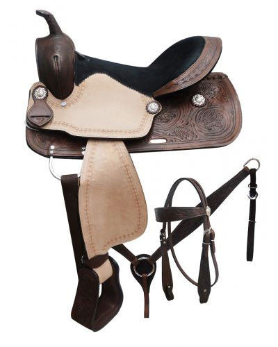 Economy Saddle Set - #08316
