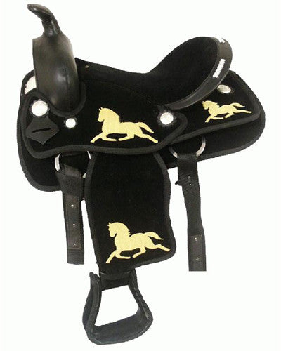 Economy Youth Saddle - #608012