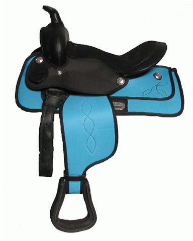 Economy Cordura Pony Saddle - #613712