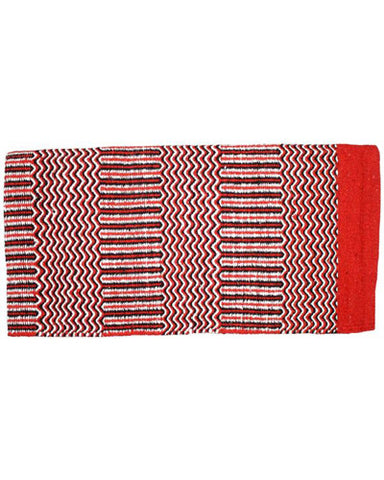 Economy Saddle Blanket - #6123M