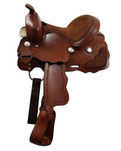 Economy Youth Saddle - #325012