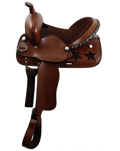 Economy Youth Saddle - #325213
