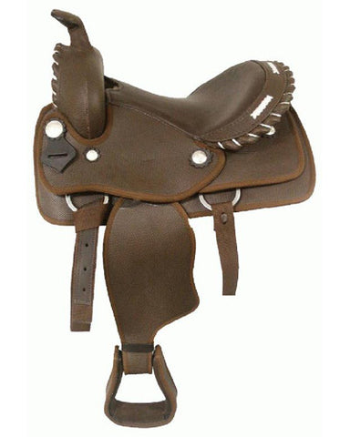 Economy Youth Saddle - #603912