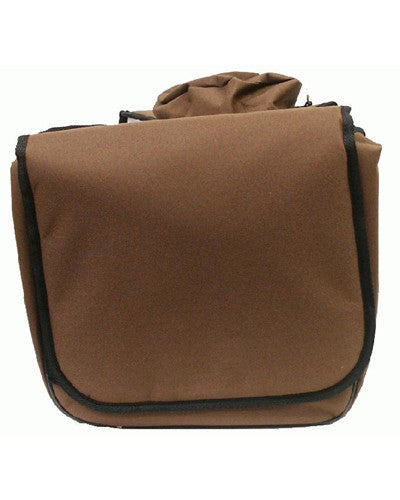 Heavy Duty Deluxe Cordura Saddle Bag - #296072