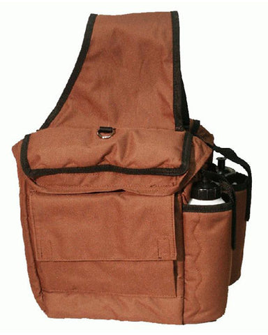Insulated Cordura Saddle Bags - #248393