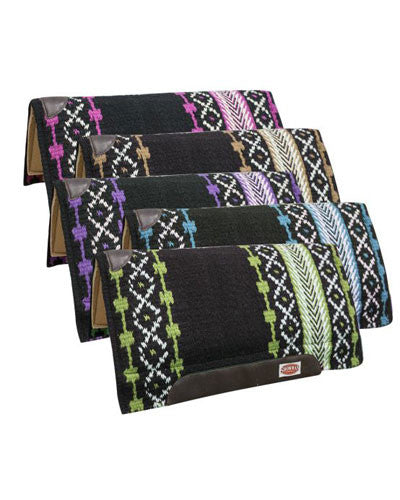 Showman Cutter Saddle Pad - #6155