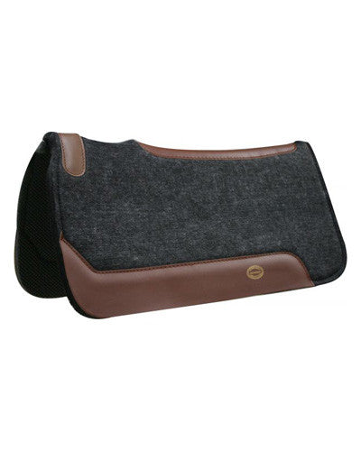 Showman Felt/Neoprene Saddle Pad - #30953-1