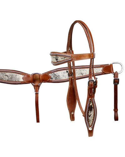 Showman Headstall and Breast Collar Set - #391