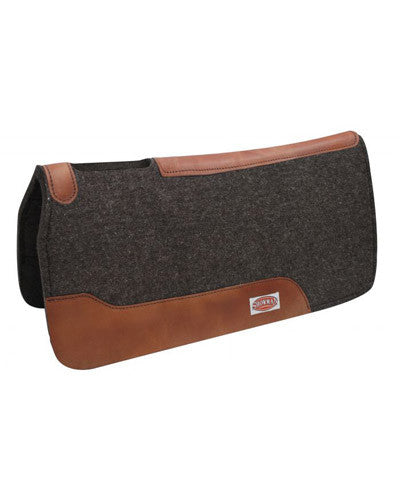 Showman Mohair Wool Saddle Pad - #6067