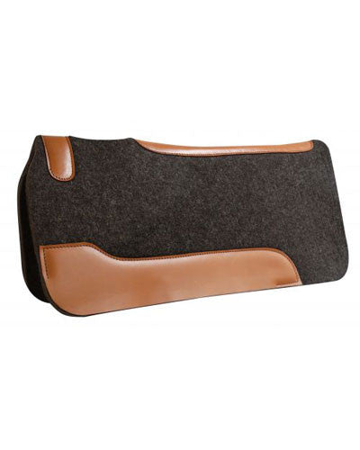 Showman Mohair Wool Saddle Pad - #6280