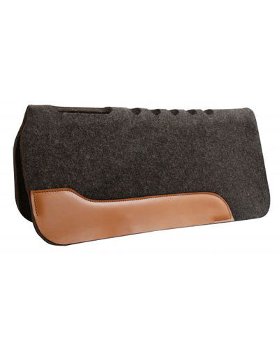 Showman Mohair Wool Saddle Pad - #6281