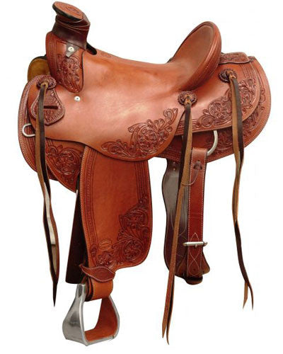 Showman Roping Saddle - #6621