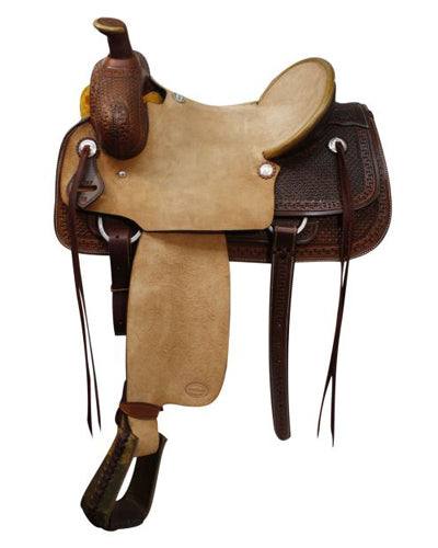 Showman Roping Saddle - #91030