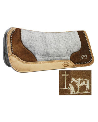 Showman Felt Bottom Saddle Pad - #427