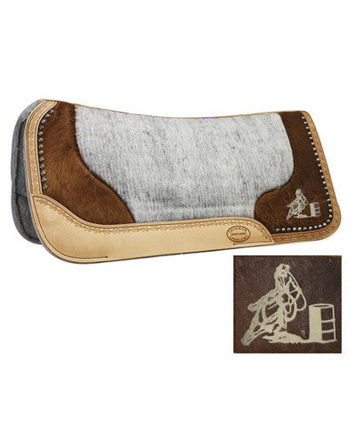 Showman Felt Bottom Saddle Pad - #428