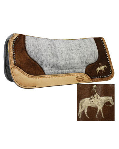 Showman Felt Bottom Saddle Pad - #429