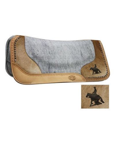 Showman Felt Bottom Saddle Pad - #434