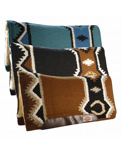 Showman Contoured Saddle Pad - #6059