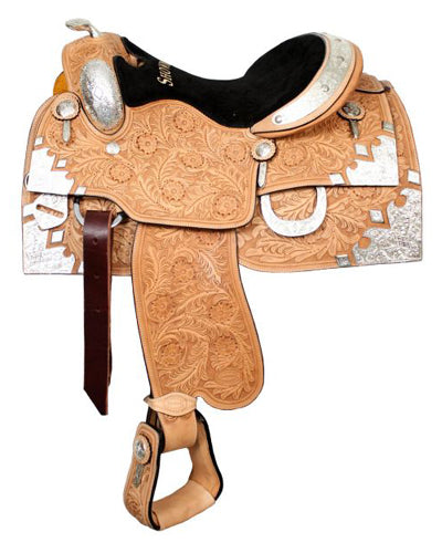 Showman Show Saddle - #643416