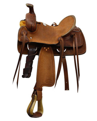 Showman Youth Saddle - #51212