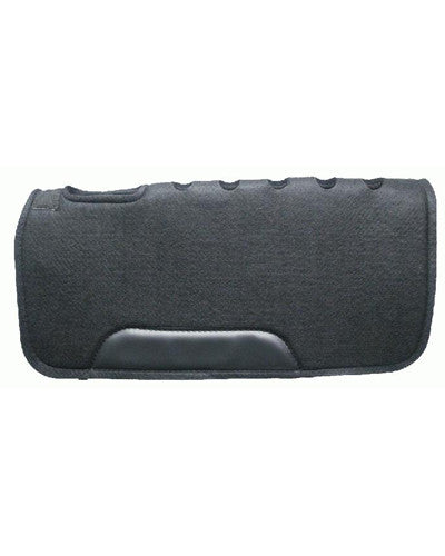 Showman Vented Felt Saddle Pad - #312586