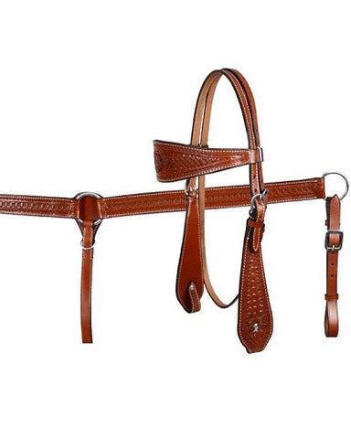 Showman Headstall and Breast Collar Set - #608