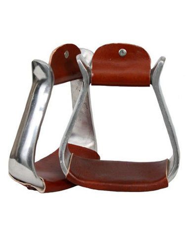 Showman Aluminum Stirrups - #31250