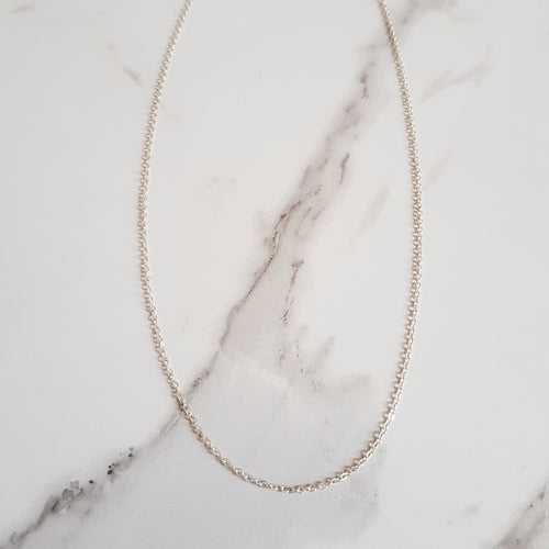Sterling Silver Plated Chain
