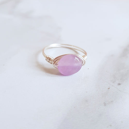 Optimism Ring - Ametrine