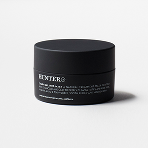 HUNTERLAB Charcoal Mud Mask