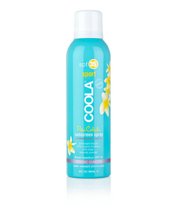 COOLA Sport Continuous Spray SPF30