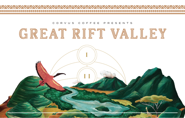 Great Rift Valley Gift Subscription • January - April