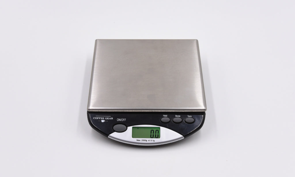 Coffee Gear Bench Scale