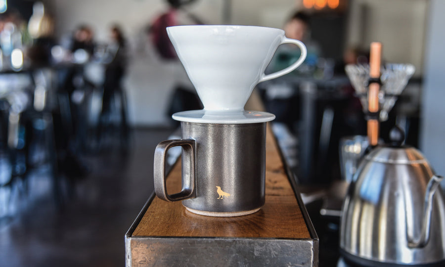 V60 02 Ceramic Dripper