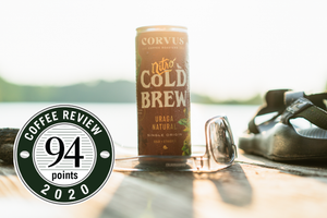 Uraga Natural Cold Brew • 8oz Nitro Can • 4pk