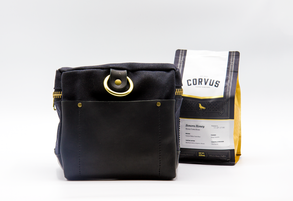 Winter Session Corvus Coffee Travel