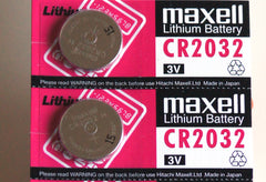 2032 Replacement Batteries