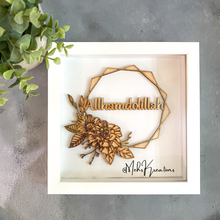 Load image into Gallery viewer, Allhamdollillah Decorative Frame